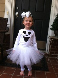 Ghost Costumes for Toddlers