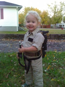 Ghostbuster Costume Kids