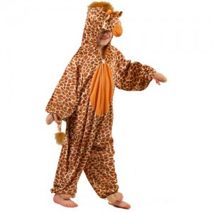 Giraffe Costume Kids