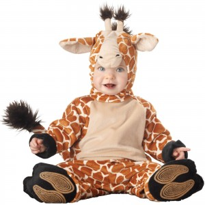 Giraffe Costume Toddler