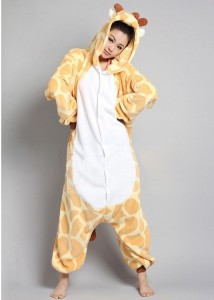 Giraffe Costume Women