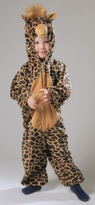 Giraffe Kids Costume