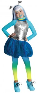 Girl Alien Costume