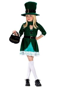Girl Leprechaun Costume