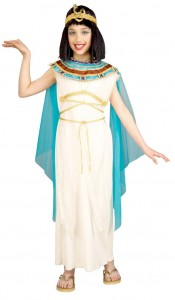 Girls Egyptian Costume