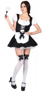 Girls Maid Costume
