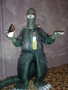 Godzilla Adults Costume