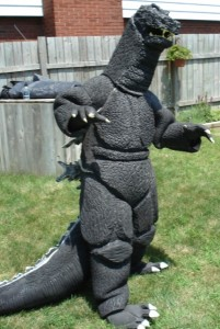 Godzilla Costume for Adults