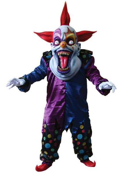Halloween Scary Clown Costumes  sc 1 st  Costumes FC & Scary Clown Costumes | Costumes FC