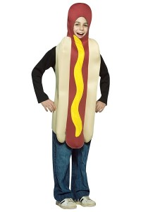 Hot Dog Costumes for Kids