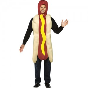 Hot Dog Halloween Costume