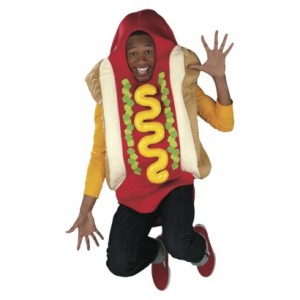 Hot Dog Halloween Costumes