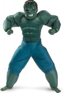 Incredible Hulk Adult Costume