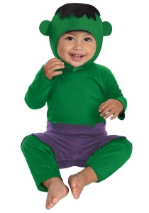 Incredible Hulk Baby Costume