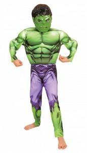 Incredible Hulk Costume Child