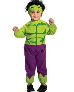 Incredible Hulk Costume Kids