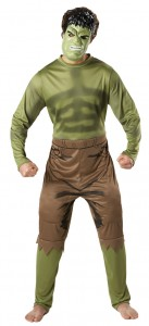 Incredible Hulk Costume for Adults