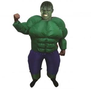 Incredible Hulk Costume for Mens