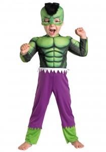 Incredible Hulk Toddler Costume
