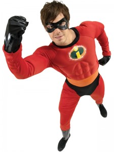 Incredibles Adult Costume