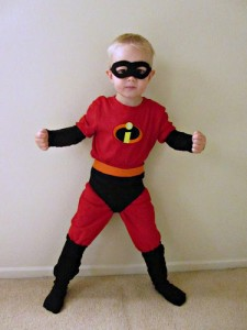 Incredibles Halloween Costume