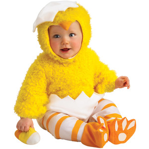 Infant Chicken Costume