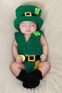 Infant Leprechaun Costume