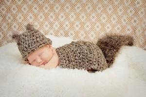 Infant Squirrel Costume