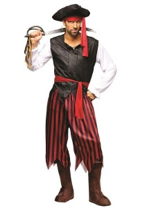 Jack Sparrow Costume Adult