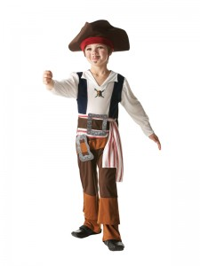 Jack Sparrow Costume Kids