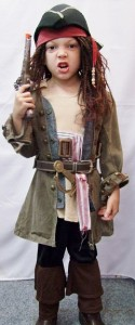 Jack Sparrow Kids Costume