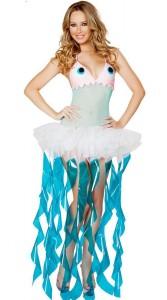 Jellyfish Costume Women