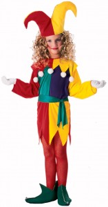 Jester Costume for Kids