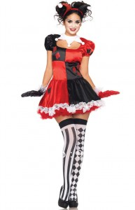 Jester Costumes for Women