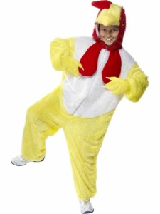 Kids Chicken Costume