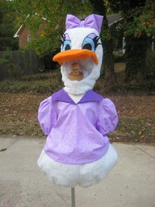 Kids Daisy Duck Costume