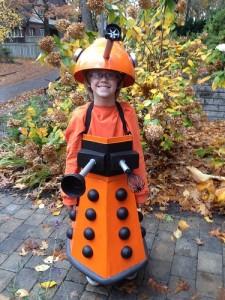 Kids Dalek Costume