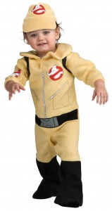 Kids Ghostbuster Costume