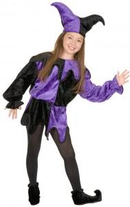 Kids Jester Costume
