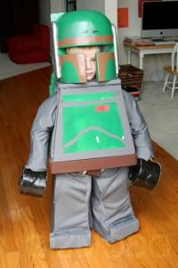 Kids Lego Costume