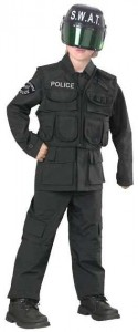 Kids SWAT Costumes