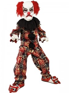Kids Scary Clown Costumes