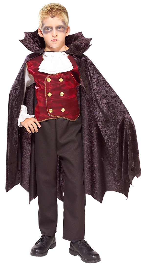 Kids V&ire Costume  sc 1 th 305 : vampire costumes for boys  - Germanpascual.Com