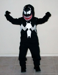 Kids Venom Costume