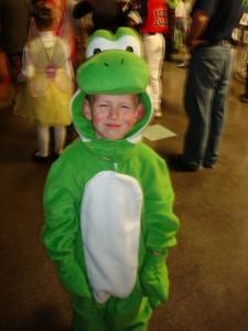 Kids Yoshi Costume