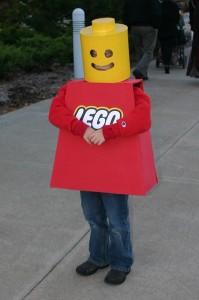 Lego Costume Ideas