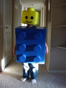 Lego Costume Kids