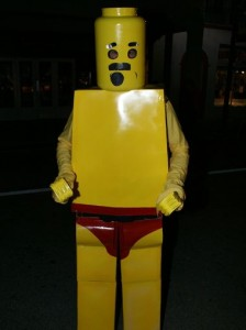 Lego Costume for Adults