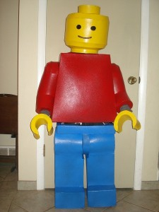 Lego Costumes for Adults