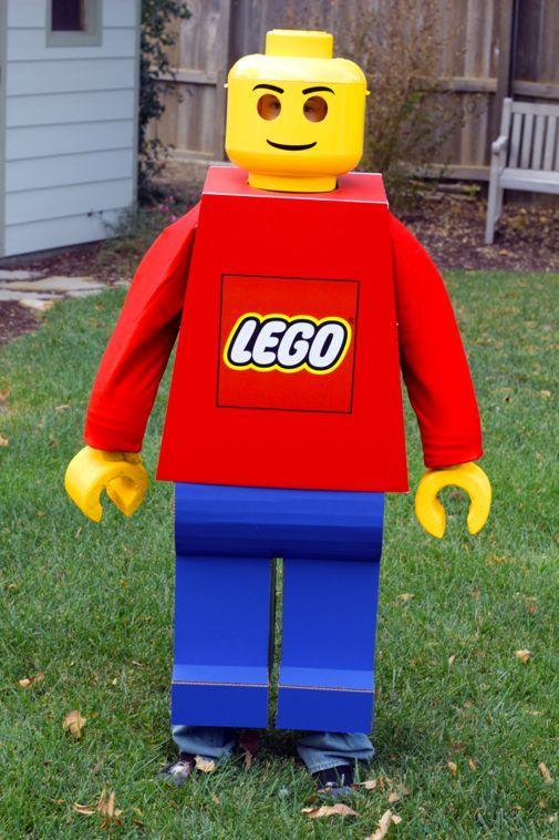 Lego Halloween Costume & Lego Costume | Costumes FC